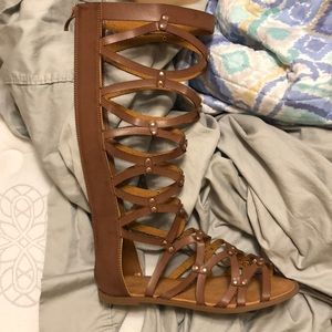 Shoes - New in Box Gladiator Sandals